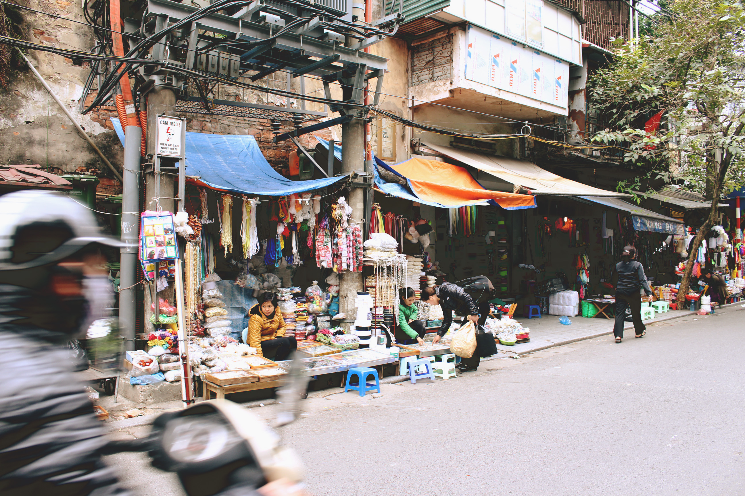 Old Quarter, Hanoi - 2D1N Walking Itinerary and Map